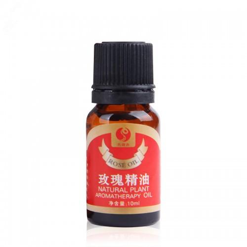 Rose Fragrant Essencial Oil Relax Massage Oil Bath Shower Bubble Bath Liquid Moisturizing Shirink Pores 10ml
