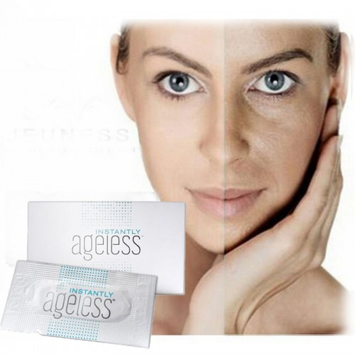 50 sachets USA jeunesse instantly ageless products anti aging anti wrinkle cream argireline face lift serum
