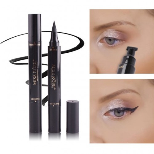 Hot Makeup Liquid Eyeliner Pencil Beauty Eye Pencil Quick Dry Waterproof Eye Liner Black Color With.