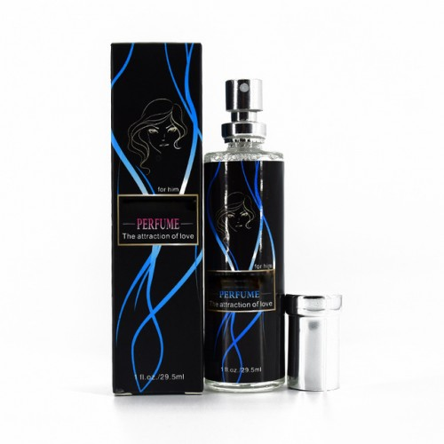 Body Perfume for Men Seduce Aphrodisiac Male Spray Oil and Pheromone Flirt Scented Water for Men.