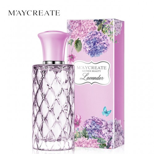 MayCreate 30ML Flower Fragrance Perfume Lasting Fresh Elegant Lasting Perfumes and Fragrances for Women Cosmetics Parfum.