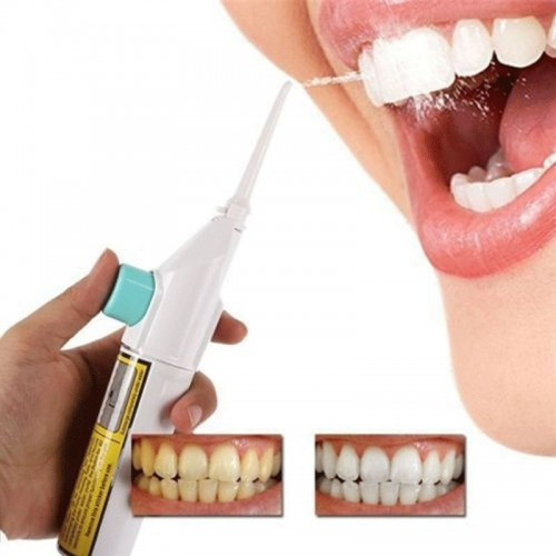 Water Flosser Portabler Pick Dental Care Cordless Oral Jet /Irrigator With Jet Tip For Teeth Clean