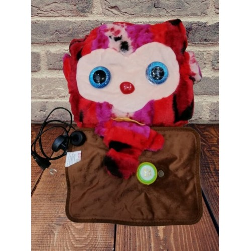 Rechargeable Winter Hand Warmer Electric Hot Water Bottle Bag Hand Pillow Anti Cold Tool (2)