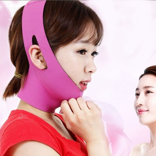 Slimming Face Massager Bandage Face Lift Tools Enhance Facial Contours Slimming Facial Face Lift Up Belt