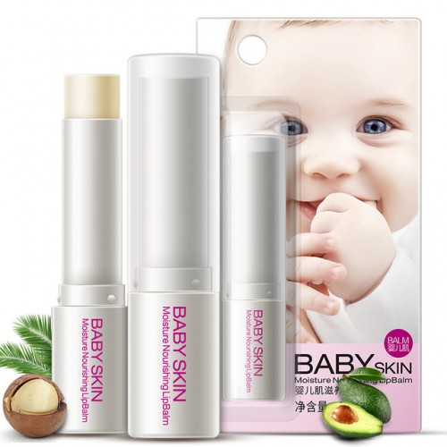1 pcs Natural Plant Lip Balm Sweet lipbalm Moisturizing Nutritious Women Makeup Baby Skin Care Lip.jpg 640x640