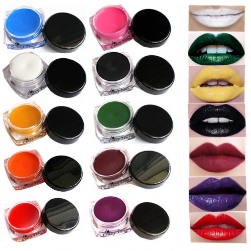 Batom Matte Lipstick 1 PC Brand Makeup 9 Colors Nude Long lasting Waterproof Lip Sticks.jpg 640x640