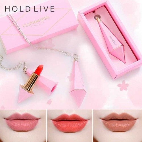 HOLD LIVE 6 Color Vevet Matte Lip Stick For Nude Red Lips Lipstick Korean Brand Kit.jpg 640x640