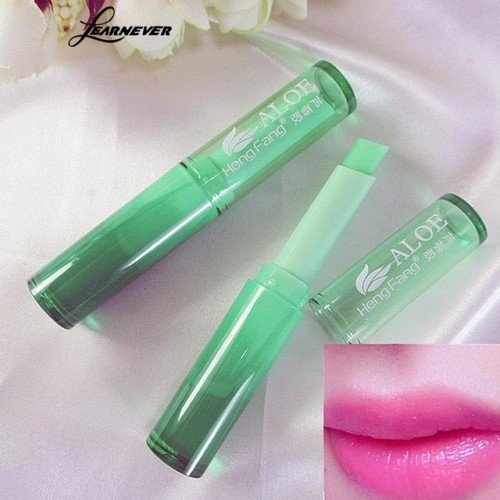 LEARNEVER new Lip balm beauty Hydrating Fruity Smell charm lip Changeable Color lip cream waterproof Cosmetic.jpg 640x640