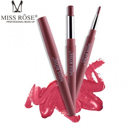MISS ROSE Double end Lasting Lipliner Waterproof Lip Liner Stick Pencil 8 Color Levert Dropship NO10.jpg 640x640