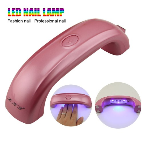 Dryer Led Rainbow Nail Lamp