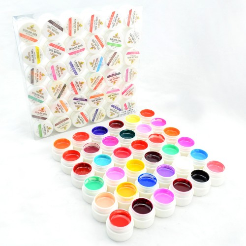 Nail Painting Gel Pure Color Kit