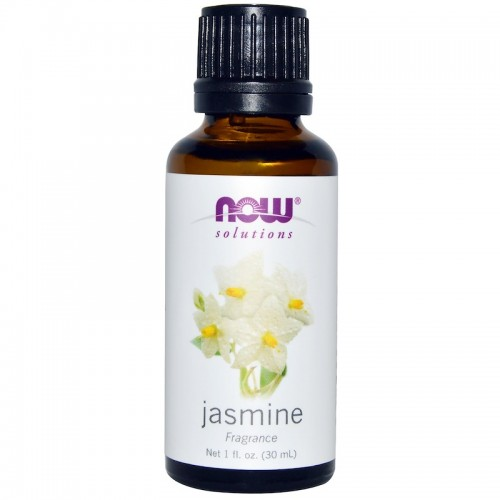 Now Foods, Essential Oils, Jasmine, 1 fl oz (30 ml)