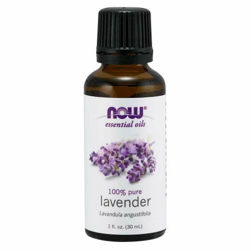 Now Foods, Essential Oils, 100% Pure Lavender, 1 fl oz (30 ml)