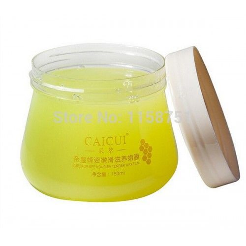 180ml Hot Honey Whitening Moisturizing Hand Cream Hand Wax Foot Wax Wrinkle Removal Paraffin Bath Skin