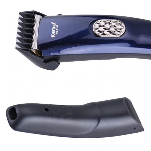 Kemei KM-6108 Professional Rechargeable Electric Hair Clipper Trimmer For Men