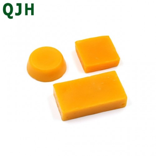 3Pcs 100g Pure Natural Beeswax Wood Furniture Floor Polishing Leather Maintenance Waxing Wax Bee Cosmetic