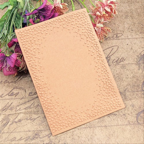 PANFELOU Easter The stars Embossing folders Plastic For Scrapbooking DIY Template Fondant Cake Photo Album Card
