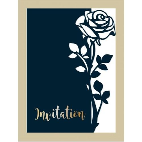 KLJUYP Rose Metal Cutting Dies Scrapbook Paper Craft Decoration dies scrapbooking