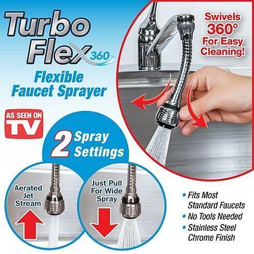 Splash Nozzle Flexible Faucet Sprayer Saving Shower Bath Valve Filter Devices