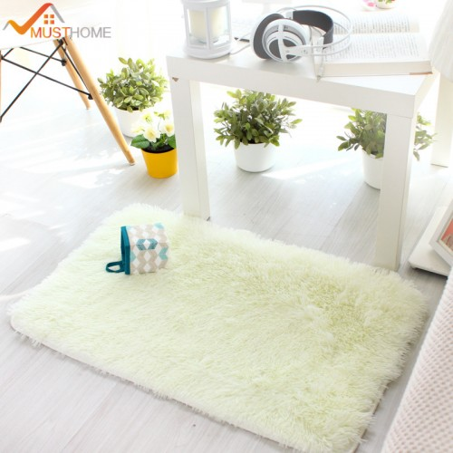 Bathroom Rug Floor Modern Non Slip Bath Mat
