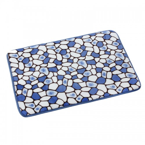Memory Foam Mat Bath Rug Shower Non slip Floor Carpet