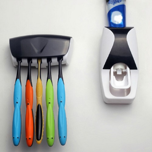 Rolling Tube Tooth Paste Squeezer Toothpaste Dispenser