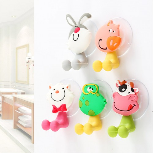 Toothbrush Holder for Toothpaste Tooth Brush Holder Wall Suction Cups