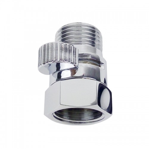 shower Stop valve Flow control valve brass shower head stop water switch control