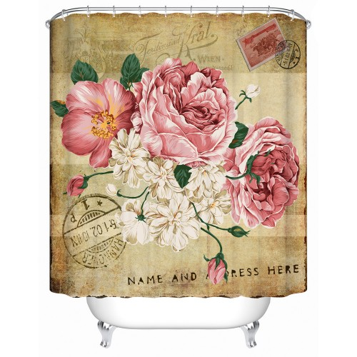 Shower Curtains Bathroom CurtainNew Personality Patterns Acceptable Custom Shower Curtain Waterproof Furniture