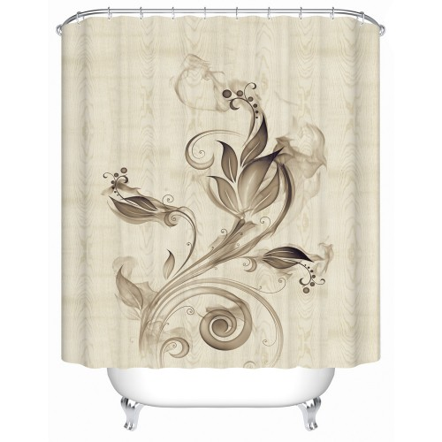 Waterproof Shower Curtain High Quality Bathroom Products Accessories Acceptable Personalized Custom Pattern MG 079