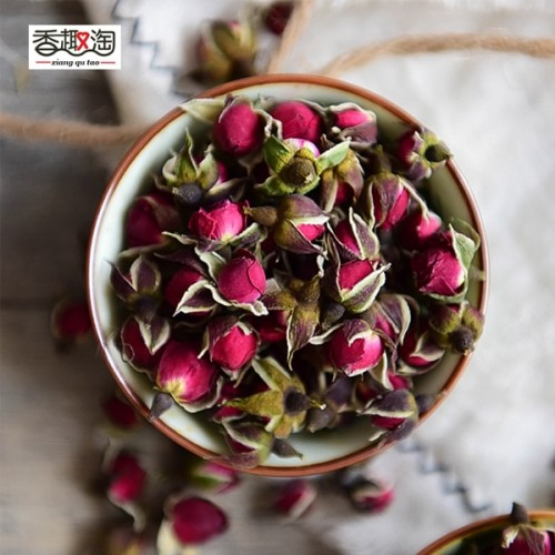 NEW Natural Dried Flower Mini Rose bud DIY wedding centerpieces room accessories 20g