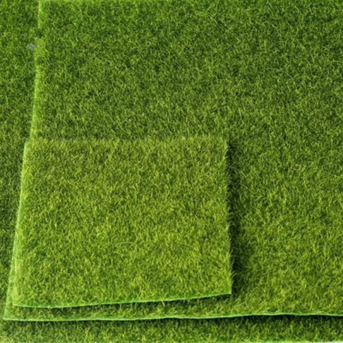 artificial grass carpet real touch artificial plants lawn moss fake grass mat farmhouse decor 30X30CM