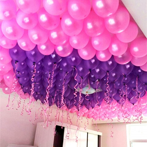 Latex Helium Inflatable Thickening Pearl Balloons Baby
