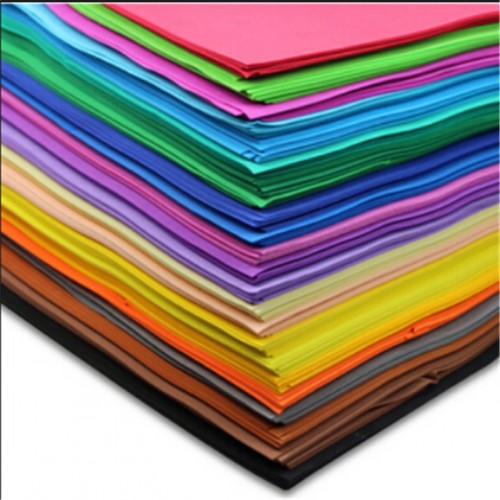 Thickness Scrapbooking Crafts Paper EVA Sponge Foam Paper For Flowers DIY