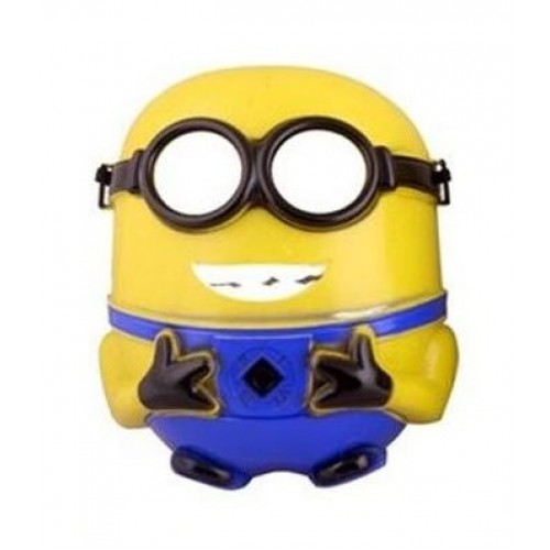Minion Party Mask Fancy Dress Costume Accessory