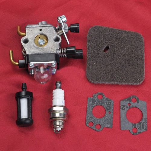 Carburetor Carb Air Fuel Filter For STIHL