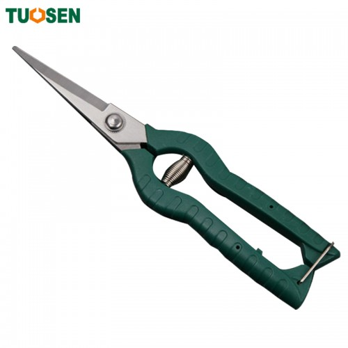 Garden Tools Secateurs Scissors Stainless Steel Cutters Bush Plant Bonsai Grape Flower Shears