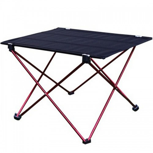 Outdoor Folding Table Ultra light Aluminum Alloy Structure Portable Camping Table Furniture Foldable