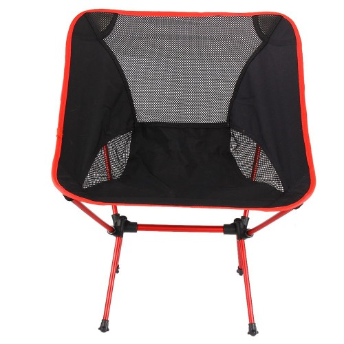 Portable Folding Chair Beach Seat Lightweight Seat For Hiking Fishing Picnic Barbecue Casual