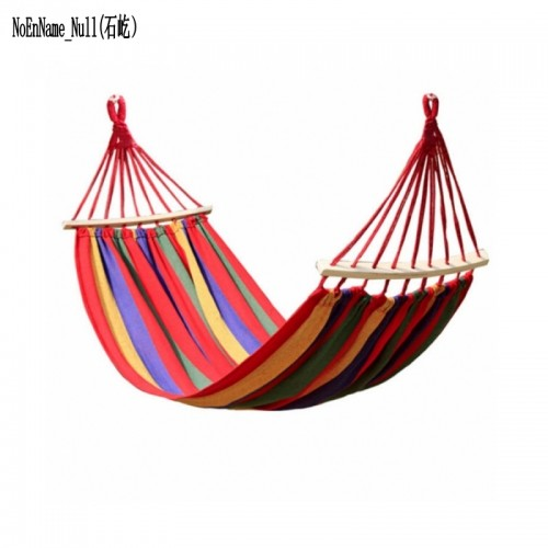 Prevent Rollover Hammock Spreader Canvas Hammocks Bar Garden Camping Swing