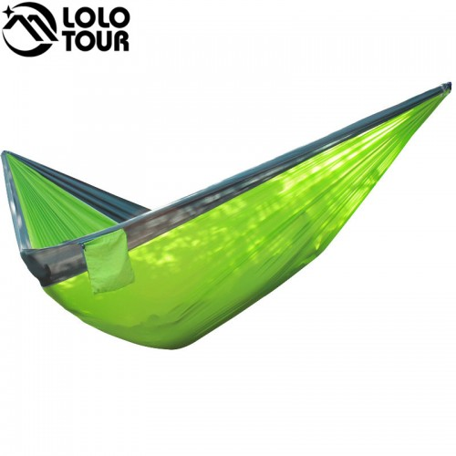 Ultra Large Sleeping Parachute Hammock Chair Hamak Garden Swing Hanging Outdoor