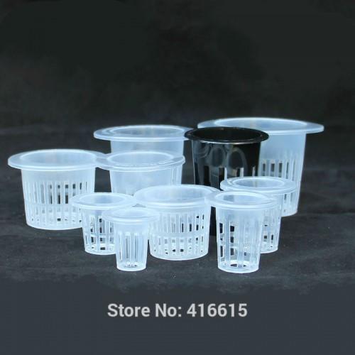 Mesh Pot Net Basket Hydroponic Vegetable System Agriculture Spatial Soilless Culture Equipment