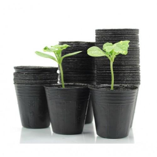 Nursery Pots Seedling raising Pan Feeding Block Nutrition Pan Garden Supplies Free shipping