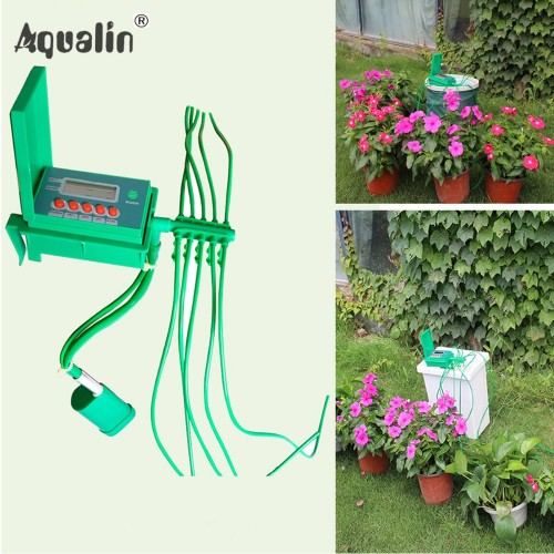 Automatic Micro Home Sprinkler with Smart Controller for Garden