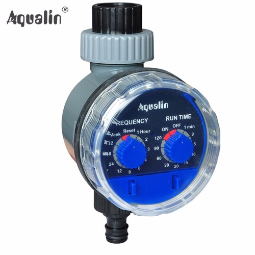 Garden Watering Timer Ball Valve Automatic Electronic Water Timer Home Garden