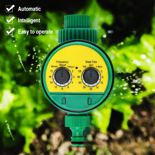Quality Electronic Water Timer Garden Valve Irrigation Timer Sprinkler Controller For Electronic