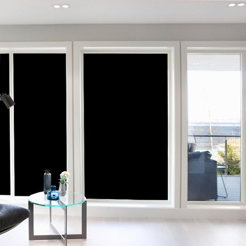 Reflective UV vinyl Glass window film Sunscreen window glass stickers Adhesive solar 40 50 60 70