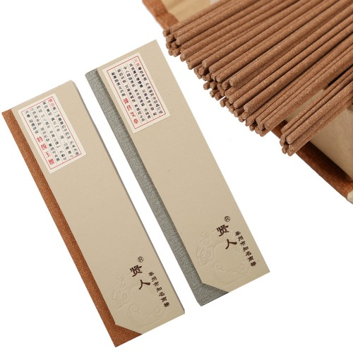 180pcs pack Incense Natural Sticks Fragrant Wood Aromatic Chinese Incense Sticks Clean Air Auxiliary Sleep Health