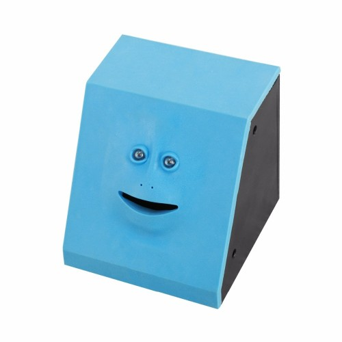 Nosii Face Money Eating Box Cute Facebank Piggy Bank Coins Box Money Coin Saving Bank for