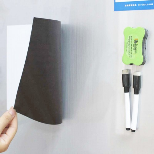 Flexible Whiteboard Message Board Memo Pad Magnetic Notes
